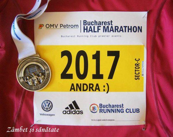 impresii semimaraton bucuresti 15 mai 2016