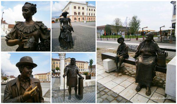statui cetatea alba iulia