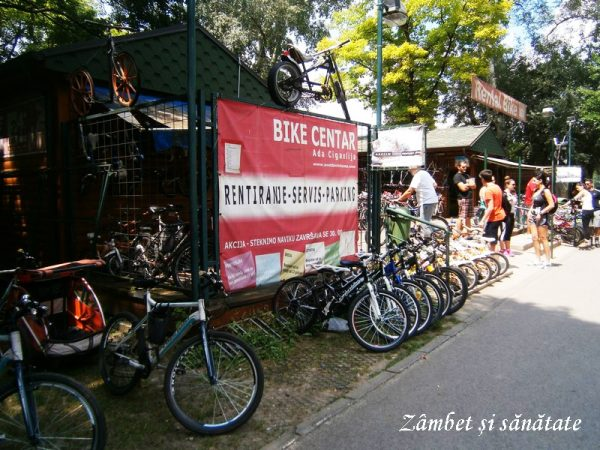 Ada-Ciganlija-inchiriat-biciclete