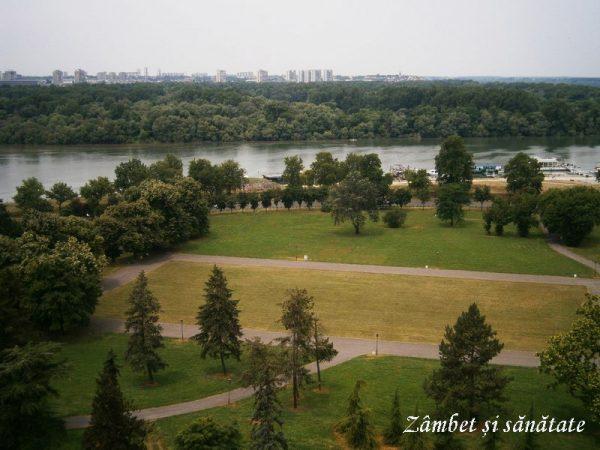 Cetatea-Belgrad-parc