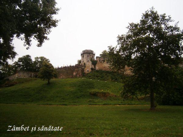 Cetatea-Belgrad-ziduri