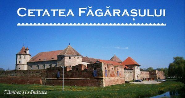 Cetatea Fagaras vizita
