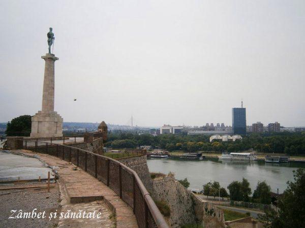 statuia-victor-parcul-Kalemegdan