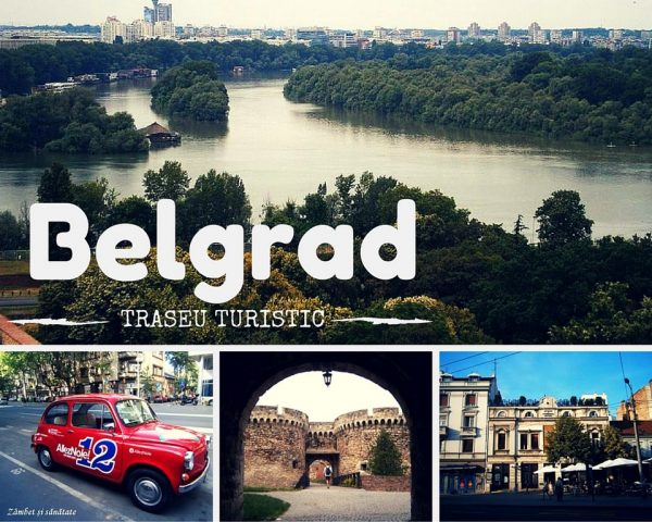 traseu turistic belgrad