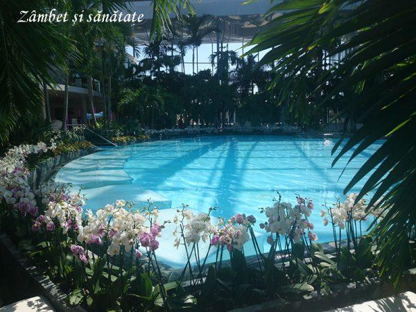 piscina interioara Therme