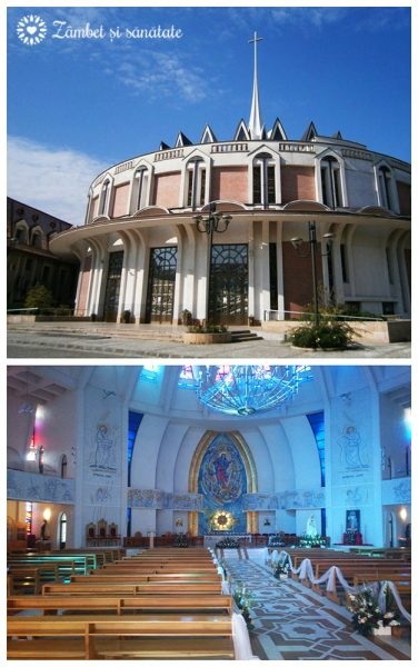 biserica catolica noua iasi
