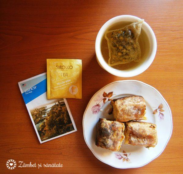 ceai-si-placinta-cu-branza