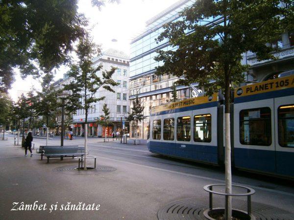tramvai-zurich-centru