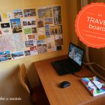 DIY: Travel board – panou cu amintiri din vacanțe