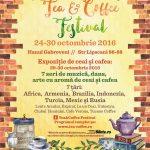 Ce surprize găsești la Tea & Coffee Festival 2016