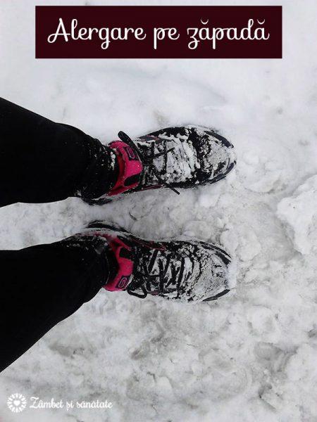 alergare pe zapada IOR ianuarie