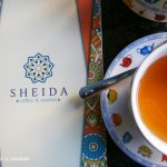 Sheida, cafenea și ceainărie cu aromă de fapte bune