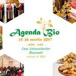 Agenda Bio @Casa Universitarilor, 25-26 martie 2017