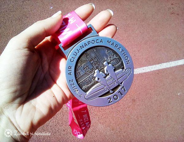 medalie maraton cluj 2017