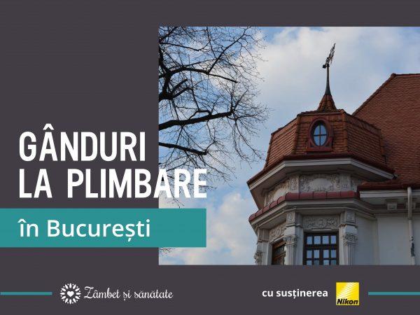 ebook Ganduri la plimbare in Bucuresti - Nikon