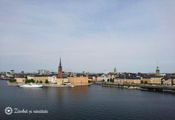Monteliusvagen panorama Stockholm