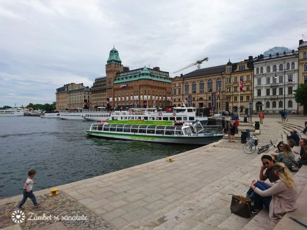 Stockholm suedia faleza