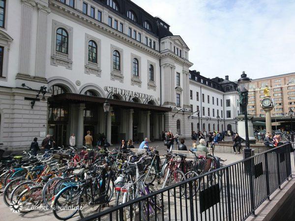 biciclete Stockholm