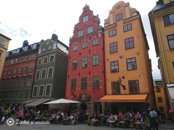 centru vechi stockholm