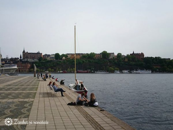 faleza Stockholm