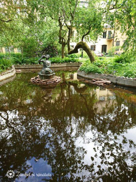 parc in Stockholm