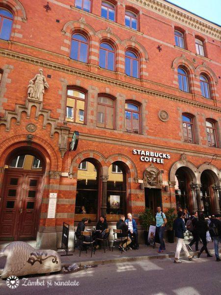 stockholm starbucks