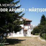 """Liniște și corcodușe la Casa Memorială """"Tudor Arghezi – Mărțișor"""""""