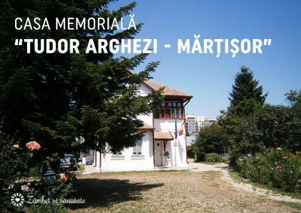 Casa Memoriala Tudor Arghezi - Martisor