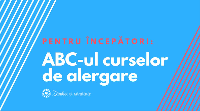 ABC-ul curselor de alergare