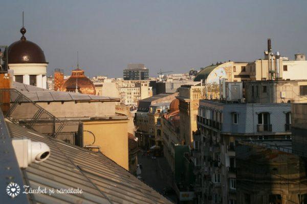 panorama rooftop bar Linea