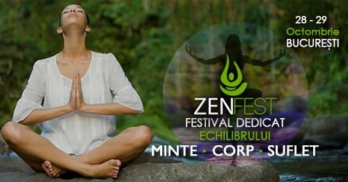 evenimente bucuresti ZenFest 2017