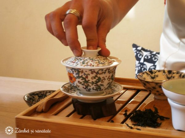 gaiwan ceai
