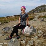 Aventură la munte cu ploaie și grindină: pe vârfurile Bucșoiu și Omu