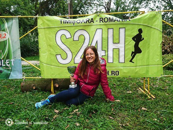 ultramaraton impresii s24h timisoara