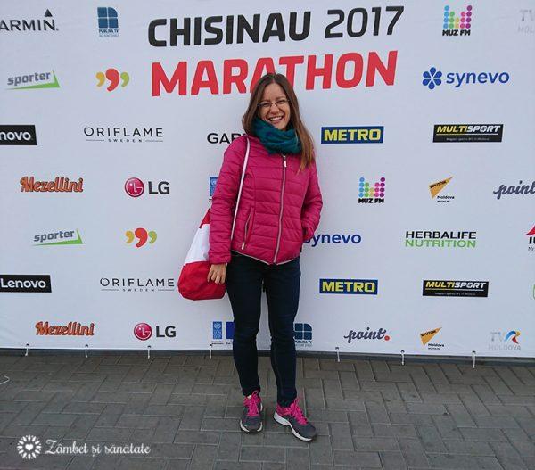 cum a fost la maratonul chisinau 2017