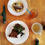 Prânz cu o Calorie la Voila Bistro