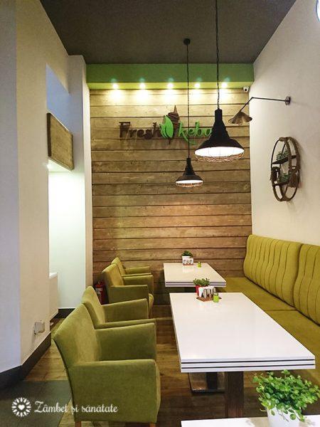 restaurant fresh kebab timisoara