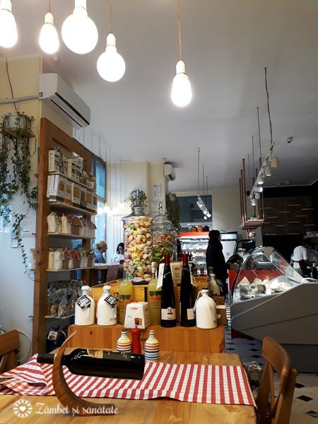 degusteria francesca delicatese italiene in bucuresti