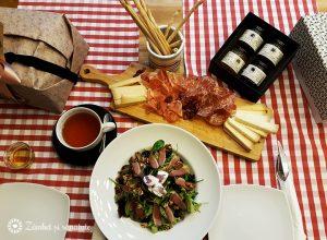 degusteria francesca platou piemontez si salata