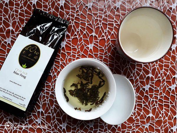 ceai alb mao feng dorotea