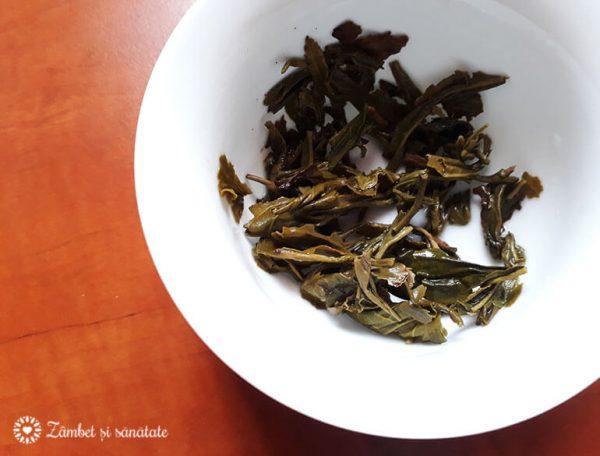 ceai in gaiwan