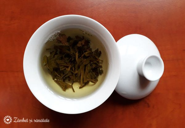 gaiwan cum se face ceaiul