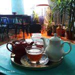 O după-amiază în culorile relaxării la Ceainăria Chaya