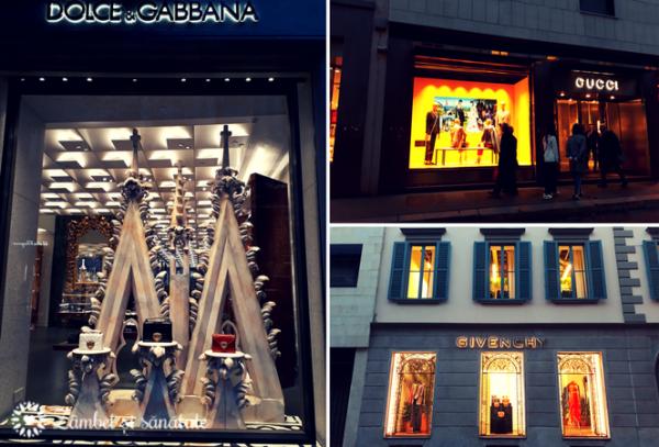 Quadrilatero della Moda Milano