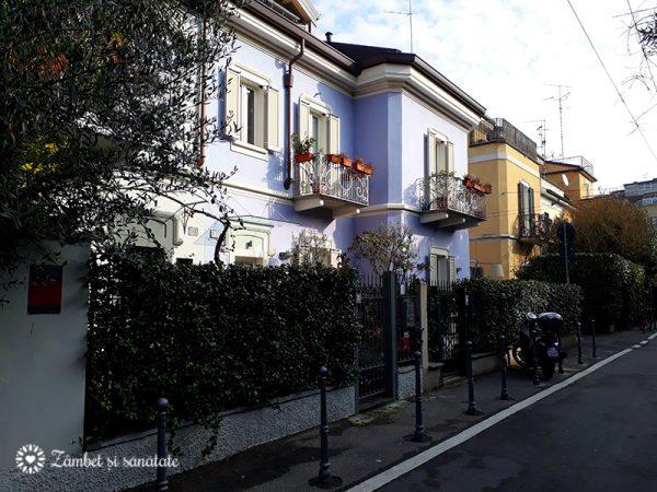 Quartiere Giardino milano case
