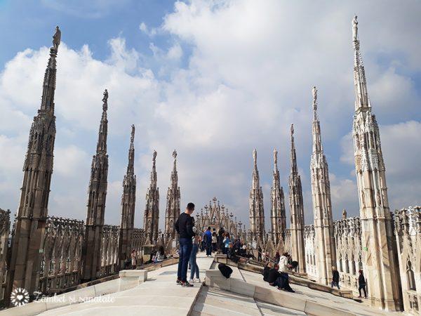 terasa domul din milano