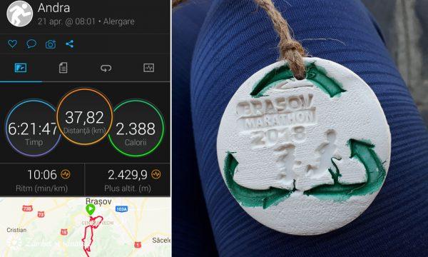 maraton brasov trail