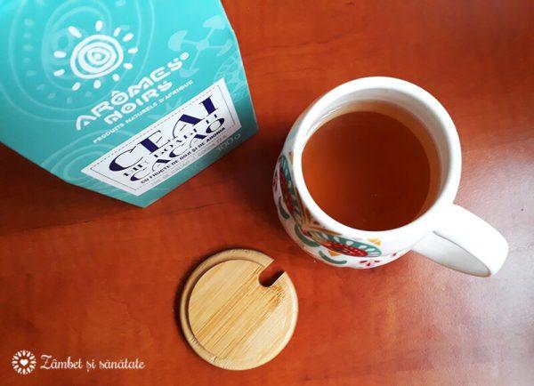 ceai boabe de cacao goji si aronia