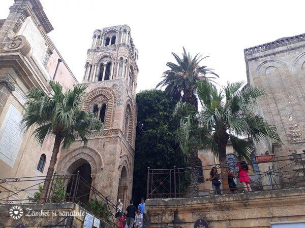 biserica San Cataldo si Santa Maria dell'Ammiraglio