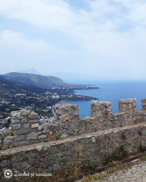 castel la rocca cefalu sicilia